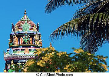 Sri Siva Subramaniya Swami Hindu Temple in Nadi, Fiji