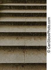 Stairs upstairs in Germany - Stairs upstairs in Lower...