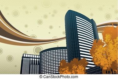 San Diego Vector - This is a vector illustration of some...
