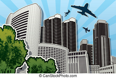 San Diego Vector 2 - This is my second vector illustration...