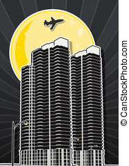 San Diego Vector 3 - This is my third vector illustration of...