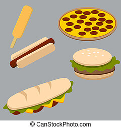 Fast Food Items