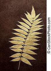 Gold Leaf Beauty