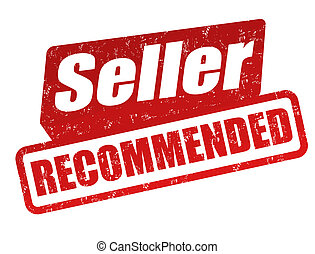 Recommended Seller stamp