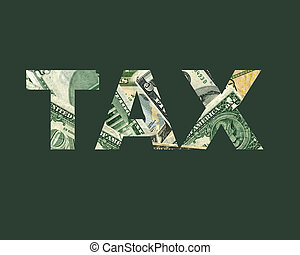 Tax Words - Words about US Income Taxes