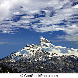 Black Tusk, British Columbia, Canada