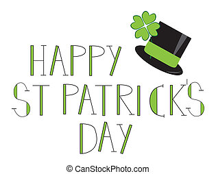 St. Patrick's Day - Happy St. Patrick's Day