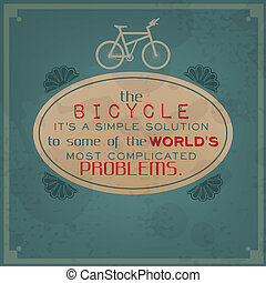 Simple solution to the world's problems