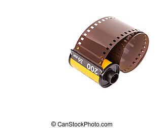 35mm Still Camera Film - 35mm still camera film cartridge...