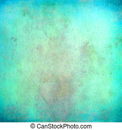 Abstract turquoise green background