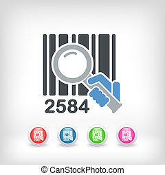 Barcode search