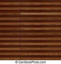 Teak wood texture illustration