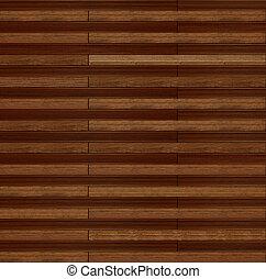 Teak wood texture illustration