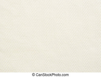 White fabric background - White herringbone fabric for...