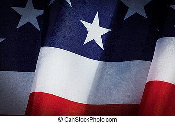 flagga,  USA