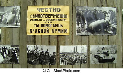 Pictures of the siege of Leningrad