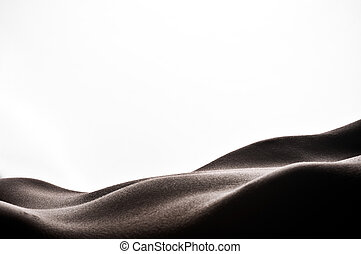 bodyscape  - photo of a stomache