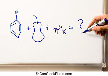 how to solve this equation - a combination of different...