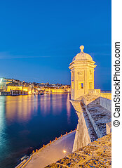 Fort Saint Michael in Senglea, Malta - Fort Saint Michael...