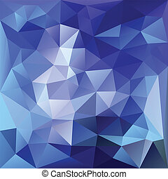 Geometric Abstract background. Vector Illustration.