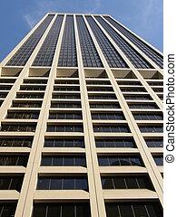 Skyscraper in New York City