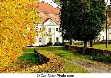 underbar, Liggande, Polen