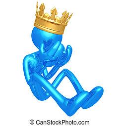 Depressed King