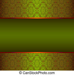 floral damask background