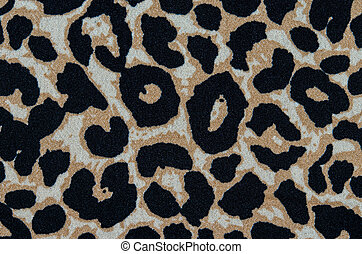 tiger cotton background - Modern stylish texture. The tiger...
