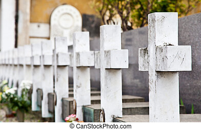 Cemetery architecture - Europe - Collection of the most...