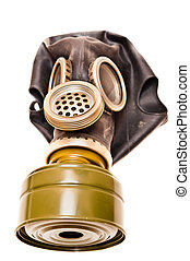 mask respirator protection against gas attack