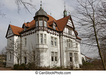 Villa Stahmer, Germany - Villa Stahmer in...