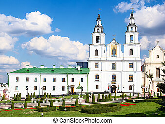 Cathedral of Holy Spirit in Minsk, Belarus - Main Orthodox...
