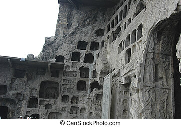 Luoyang Rock Carvings, china