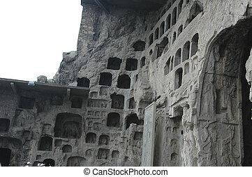 Luoyang Rock Carvings, china