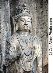 Dazu Rock Carvings - buddha