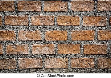Brick Arrange lovely Brick in Thailand
