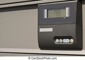 Air Conditioning Unit - Large air conditioning units cooling...