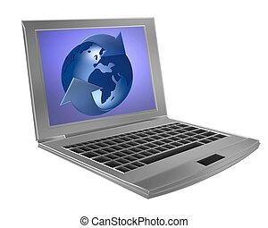 mobile computing laptop