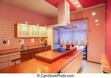 Amaranth house - Kitchen countertop