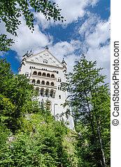 Fussen - A Bavarian Castle in Fussen