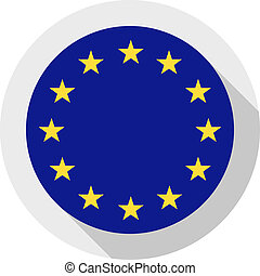 European Union, vector illustration