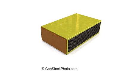 Matchbox - Opening box