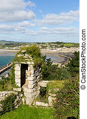 View from St Michaels Mount Cornwal - View from St Michaels...