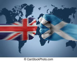 england x scotland
