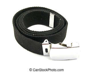 Rolled up belt