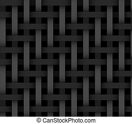 Abstract black lines on background