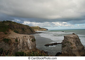 Tasmanian, Costa, Tasmania, Australia