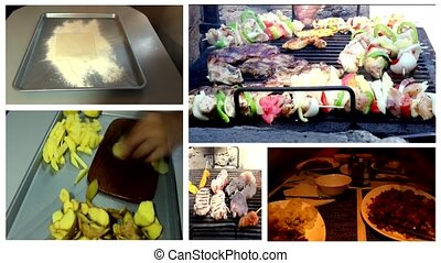 recipe in the kitchen gyros,kebab,. - recipe in the kitchen...