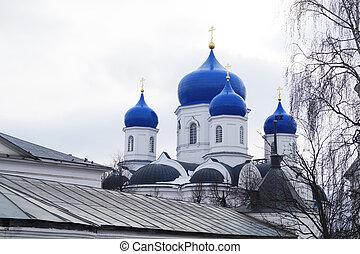 Nunnery in Bogolyubovo - REVERENTLY-Bogolyubskiy nunnery in...